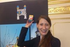 ERDgespräche - Melanie Franke/Rogner Bad Blumau