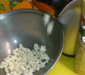 Biopopcorn selbst gemacht