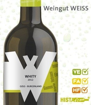 Der neue Whity 2012: vegan, histaminfrei & fructosearm