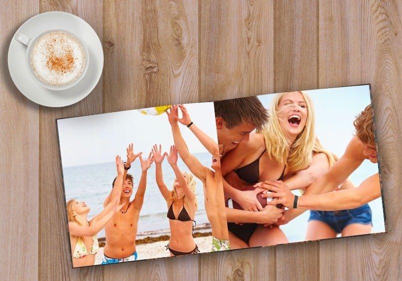 Mittlerweile können auch beliebte Fotoprodukte wie das Fotobuch nachhaltig hergestellt werden. Bildquelle: CEWE