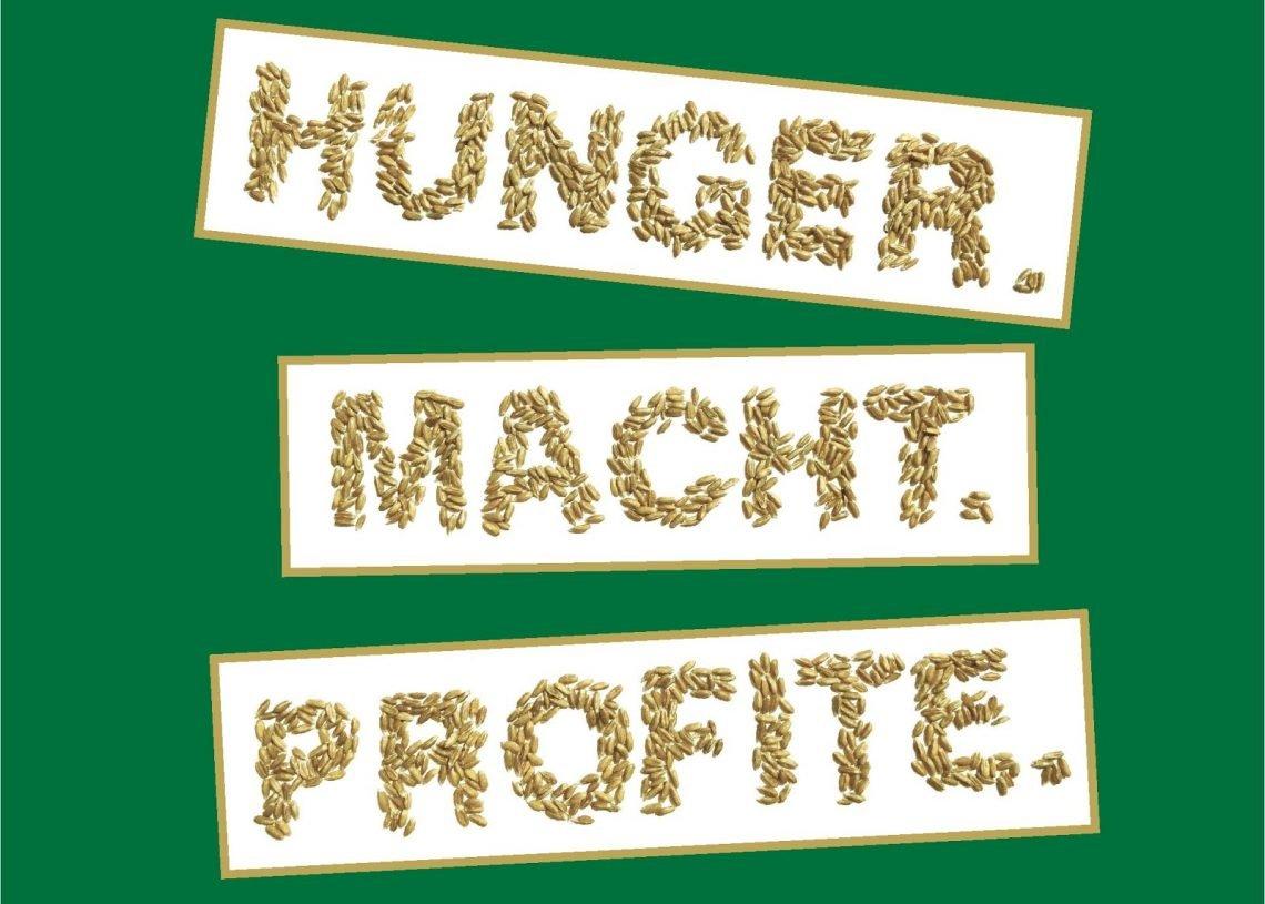 Filmtage Hunger.Macht.Profite.