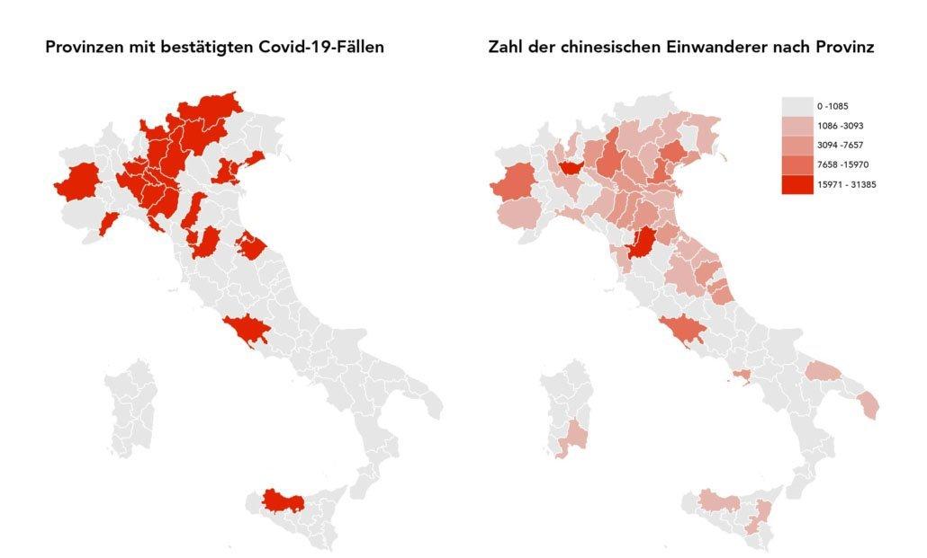 Corona: Modeindustrie Italien