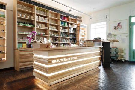 Kräuter und Geist Shop