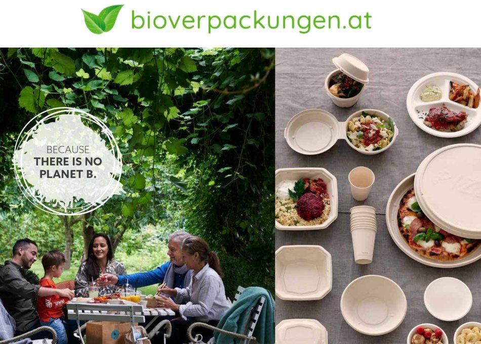Bio Einweggeschirr Bio Verpackung
