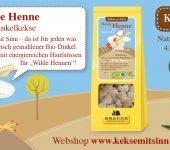 Biokekse Naturbäckerei Bräuer