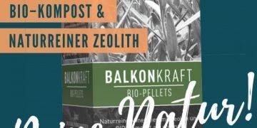 Biodünger Zeolith