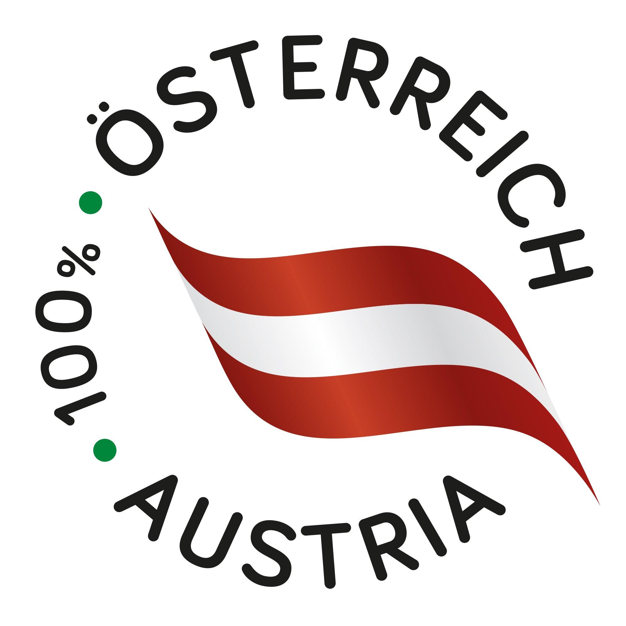 100 % Österreich
