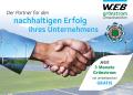 Ökostrom: W.E.B Windenergie