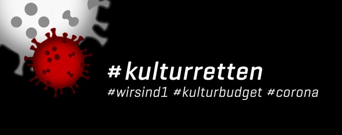 Petition Kunst & Kultur retten
