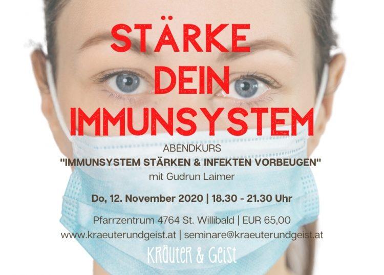 Kräuter und Geist - Immunsystem stärken