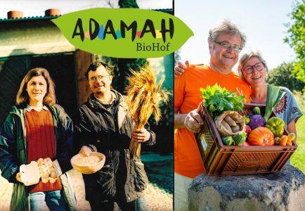 Adamah Biohof - 20 Jahre Biokistl