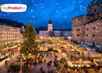 myProduct.at - Virtueller Weihnachtsmarkt
