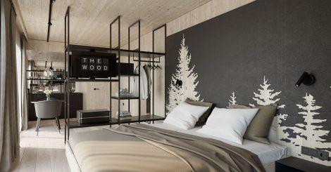 The Wood - Ökohotel