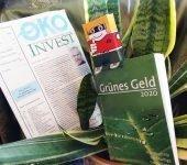Grünes Geld - Ökologisch Investieren