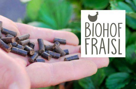 Biodünger aus Hühnerkot Biohof Fraisl