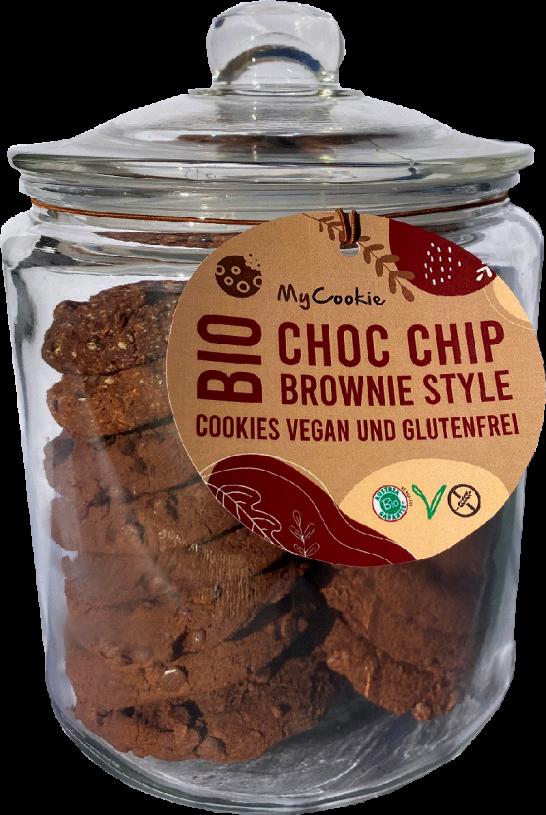 Coffee and Flavor - Bio Cookies