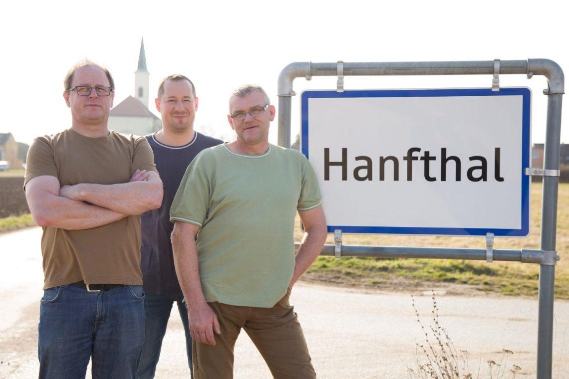 Hanfland in Hanfthal