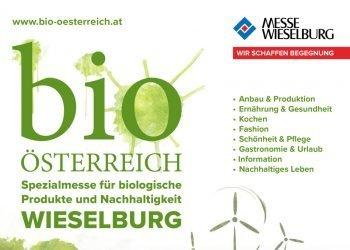 Messe Wieselburg bio ÖSTERREICH